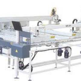 SkyGlazing дава възможност за управление на двуглави циркуляри и обработващи центрове за производство на конструкции от ПВЦ и алуминий