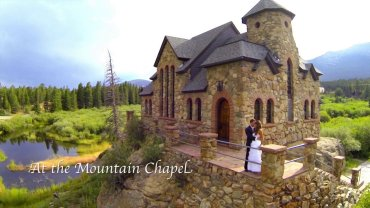 At the Mountain Chapel