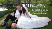 Krystal and Beau Wedding Highlights – Larkspur Colorado