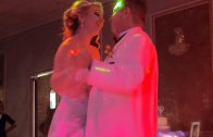 Yulia & Yury Wedding Reception Bride & Groom Dance