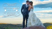 Melissa & Alex Wedding Highlights