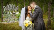Ariel and Matt Wedding Highlights