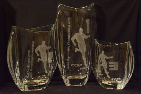 Trofeje pro MČR v U23 SkyRace®