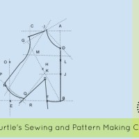 Sewing Course Lesson 2 – How To Make a Basic Bodice Block