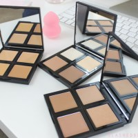Review & Swatches: New e.l.f. Studio Face Palettes