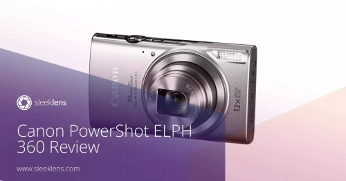 Medium Of Canon Powershot Elph 360 Hs