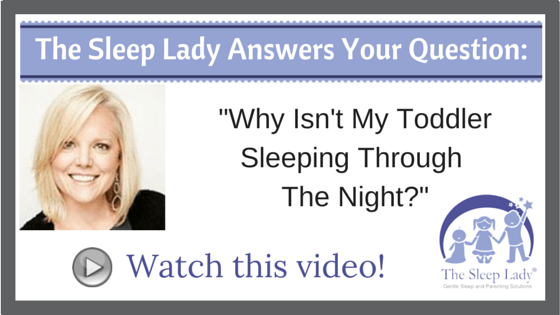 Question of the week_ Why Isn't My Toddler Sleeping Through The Night?