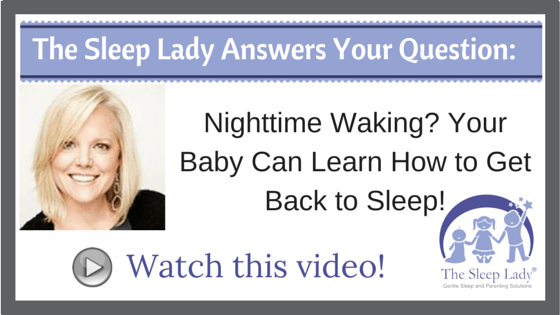 Question of the week_ Nighttime Waking? Your Baby Can Learn How to Get Back to Sleep!