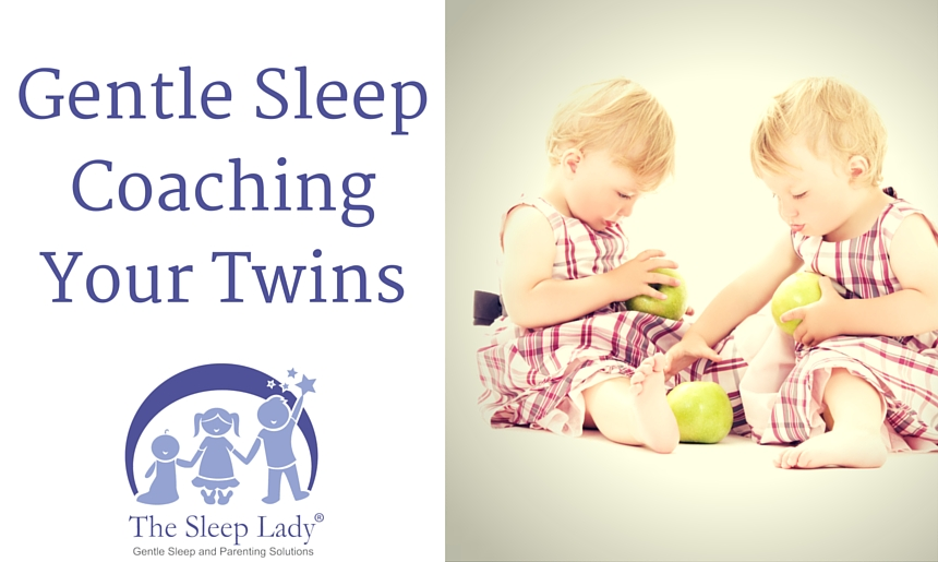 Gentle Sleep Coaching Your Twins
