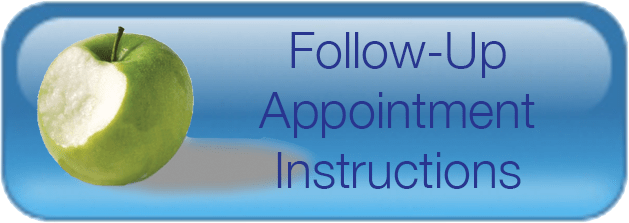 Follow-Up Appointment Instructions Button