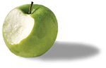 Apple Logo-Header