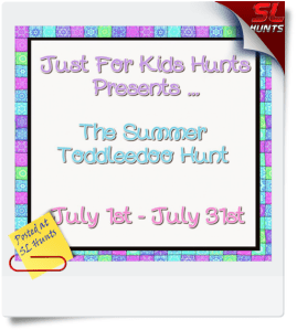 Summer Toodledoo hunt