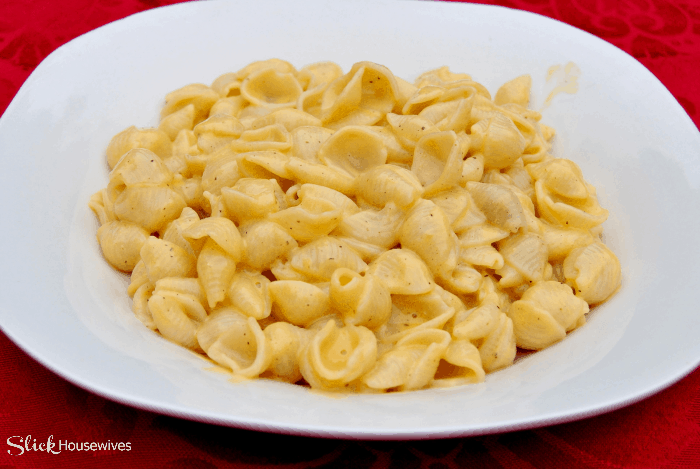 crockpot mac and cheese recipe