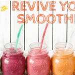 5 Ways to Revive Your Smoothies