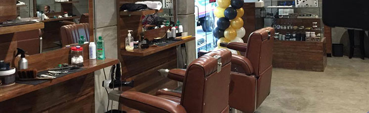 Slickville Barbers - gentleman's lounge