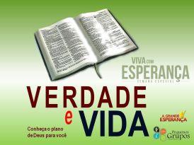 Resultado de imagem para curso biblico Verdade e Vida iasd