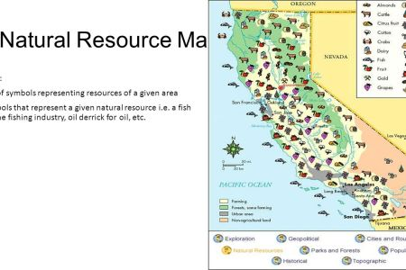 natural resource maps include