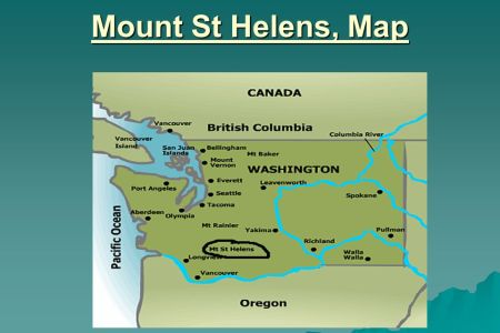 usa map mount st helens2c map 6169e9d4aeabf668716b5322101051b1