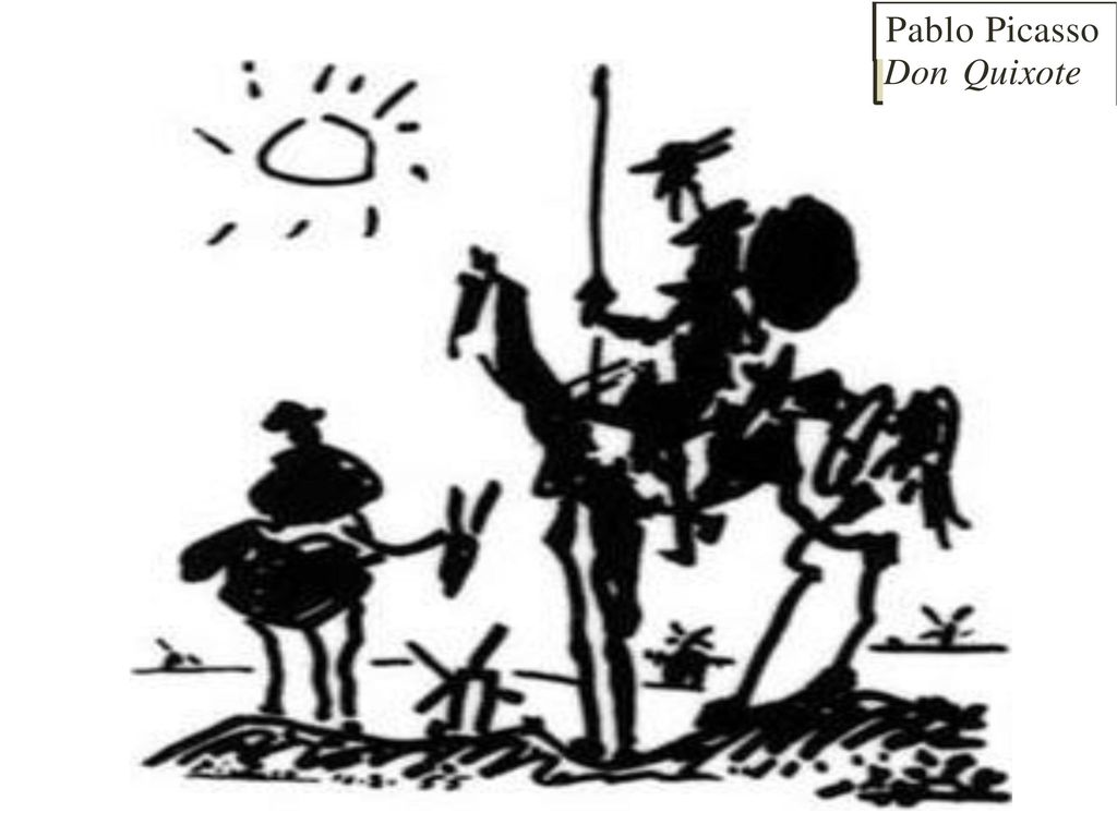 Stunning Pablo Picasso Don Quixote Don Quixote By Miguel De Ppt Video Online Download Picasso Don Quixote Print Value Picasso Don Quixote Original Price houzz-03 Picasso Don Quixote