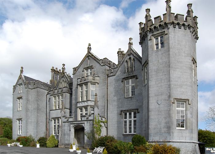 Kinnity Castle