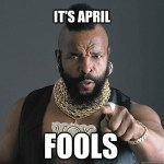 On Fools…
