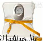 Healthier Me – The Scale is a Fickle Bitch