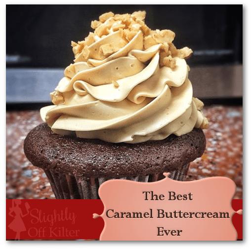 Caramel Buttercream Recipe — Dishmaps