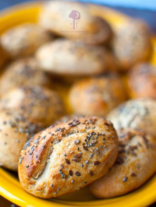 Soft-and-chewy-whole-wheat-sandwich-rolls-3
