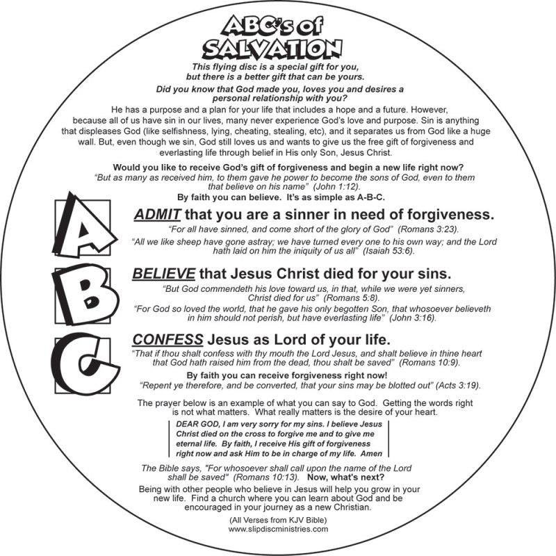 Large Of Salvation Bible Verses