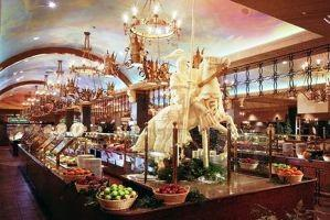 excalibur buffet