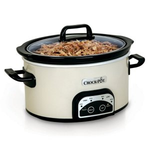 Crock-Pot Smart-Pot 4-Quart Digital Slow Cooker