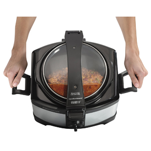 Hamilton Beach Connectables Slow Cooker, Sealed