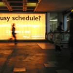 바쁨 busy 현대인 사람