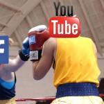 유튜브와 페이스북, 동영상 유통 패권 다툼