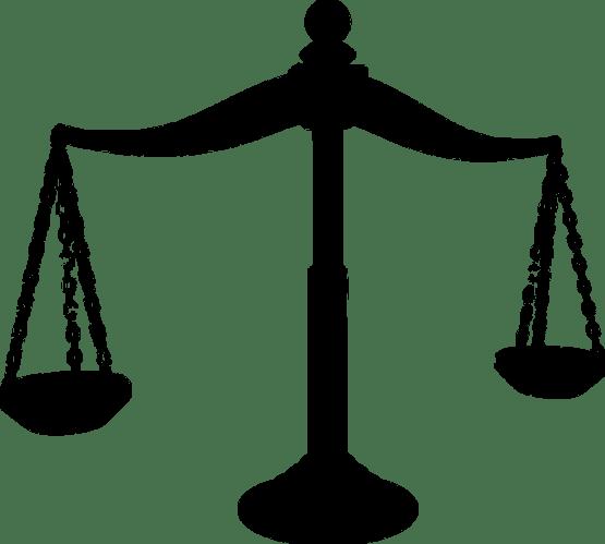 법원 재판 판사 변호사 저울