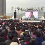 미디어몽구: 김제동이 말하는, 박근혜를 '내란죄'로 처벌해야 하는 이유