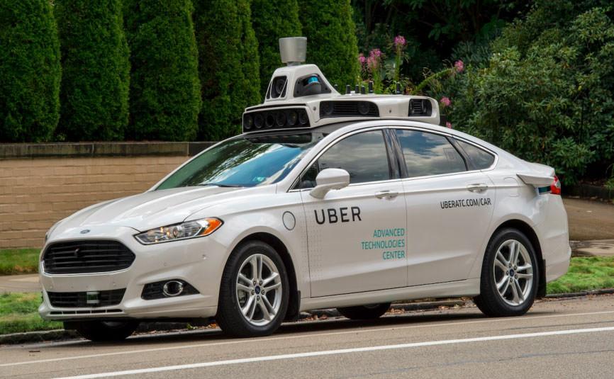 우버 자율주행 택시 (사진 출처: 우버)
