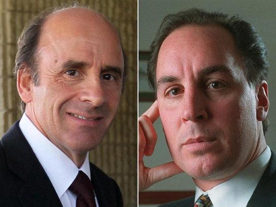 Arthur T. Demoulas (left) and Arthur S. Demoulas. (출처: bostonglobe.com) https://www.bostonglobe.com/business/2016/05/27/the-demoulas-cousins-are-back-new-lawsuit-emerges-market-basket-saga/3wyW7gxQDPJQGc9h1fPG1O/story.html