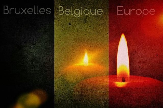 유럽 벨기에 테러