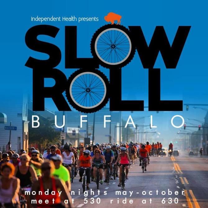 Slow Roll Buffalo Image