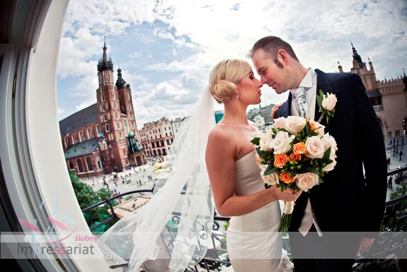 wesele na krakowskim rynku