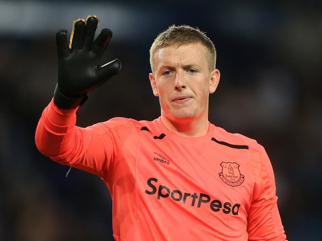 Ronald Koeman   Jordan Pickford destined to be first choice     Koeman   Pickford destined to be first choice