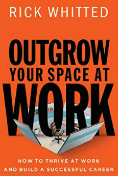 Outgrow Your Space at Work book review