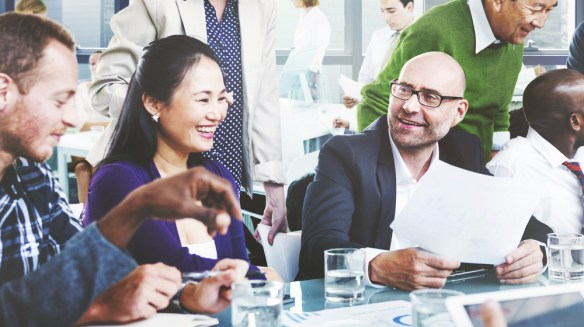 Business Partners: Your Biggest Asset