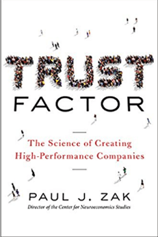 The Trust Factor is Key to High Performing Teams