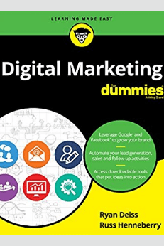 9 Digital Marketing Books for Your Small Business - Digital Marketing for Dummies