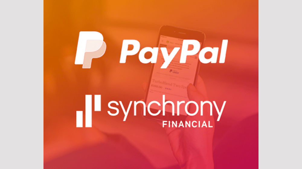 PayPal and Synchrony Are Expanding Their Partnership to Offer More Credit Options to Consumers and Merchants