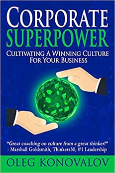 Corporate Superpower book review