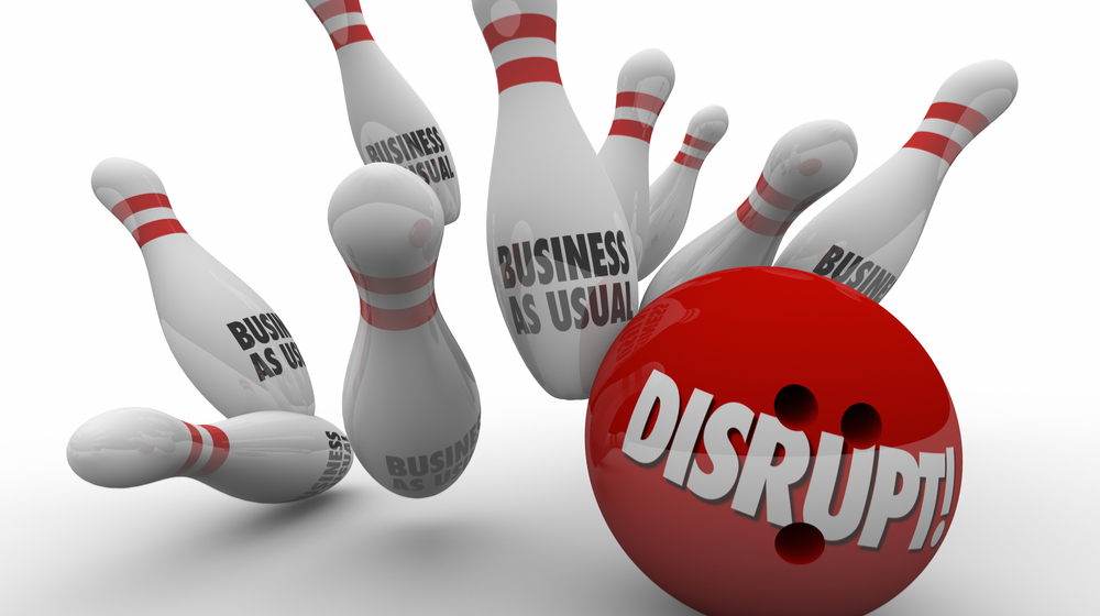Why Your Small Business Needs a Disruptor in Chief