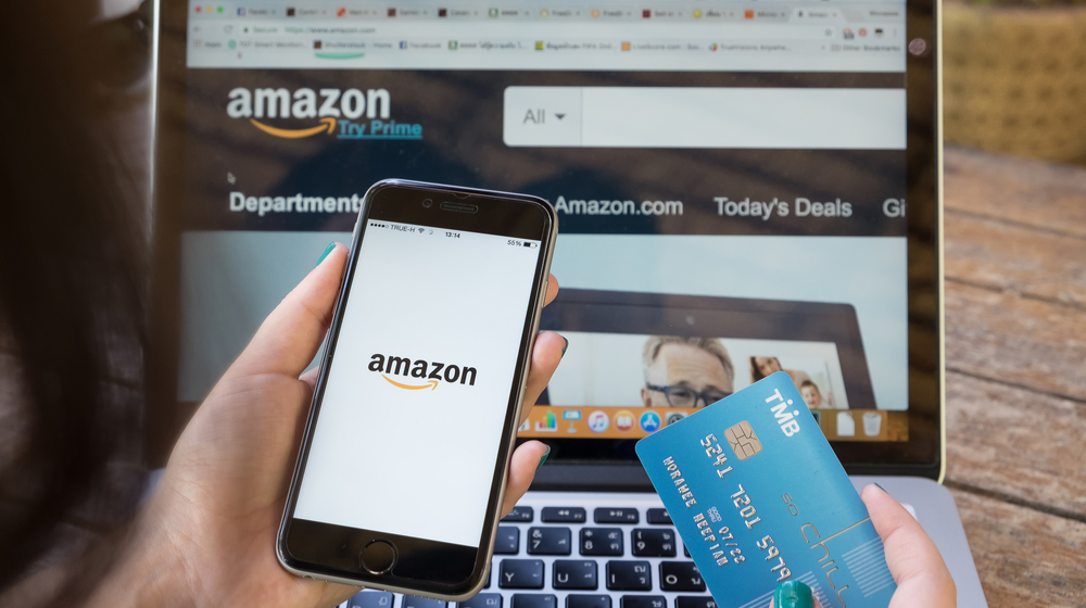 Amazon Market Share for Ecommerce at 49% in the US